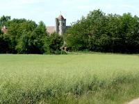 L'église d'Etais-la-Sauvin